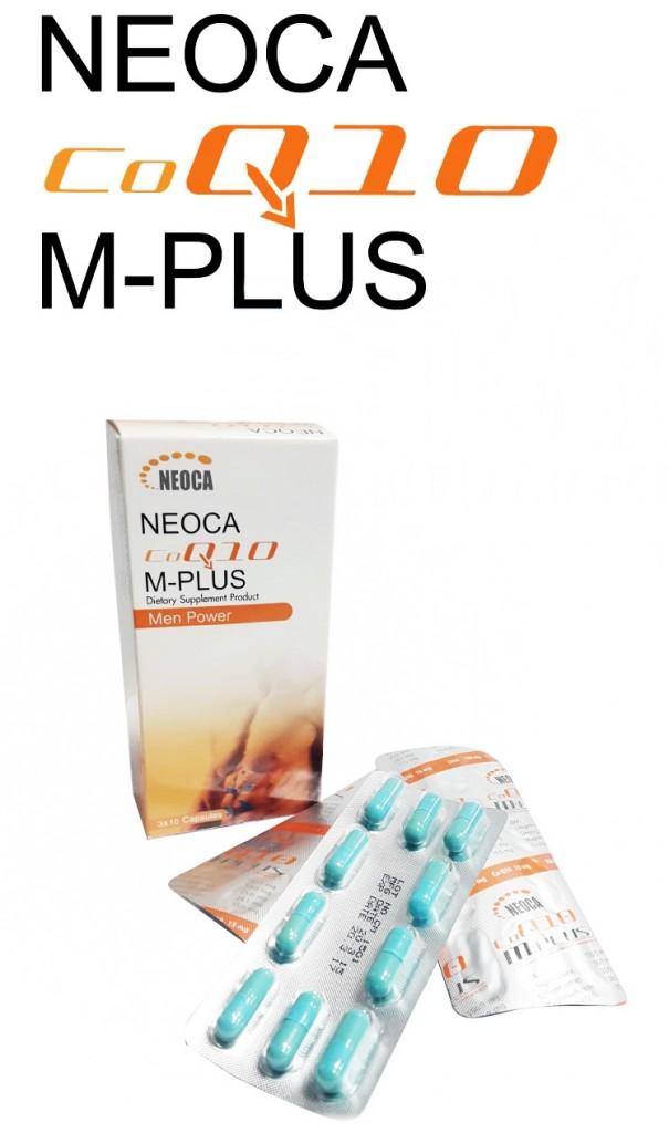 Neoca-CoQ10-M-Plus - opakowanie